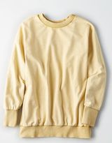 American Eagle Outfitters Don't Ask Why Boyfriend Sweatshirt