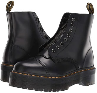 Dr. Martens Sinclair Quad Retro (Black) Women's Boots
