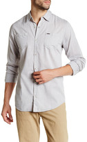 Burnside Jonny Long Sleeve Regular Fit Shirt