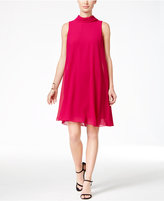 Vince Camuto Sleeveless Trapeze Dress