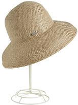 Betmar Woven Kettle-Edged Brim Hat
