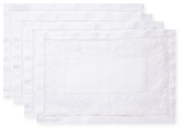 Sferra French Knot Oblong Placemats (Set of 4)