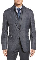 Corneliani Men's Id Classic Fit Quilted Jacket