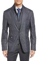 Corneliani Men's Id Quilted Jacket