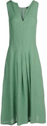 Aspesi x AL DUCA D'AOSTA 3/4 length dresses