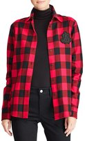 Lauren Ralph Lauren Buffalo Plaid Cotton Shirt