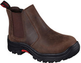 Skechers Men's Relaxed Fit Burgin Glennert Comp Toe Boot