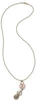 Club Monaco Angel Pendant Necklace