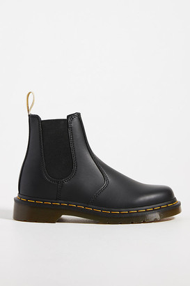 Dr. Martens Vegan Chelsea Boots By in Black Size 10