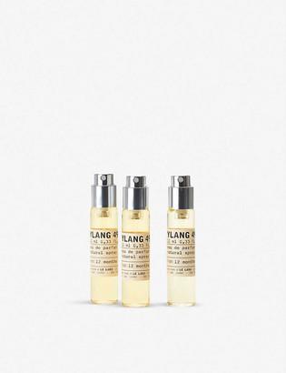 Le Labo Ylang 49 eau de parfum travel tube refills 3x10ml