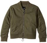 SUPERISM - Charlie Long Sleeve Bomber Jacket Boy's Coat