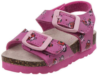 Laura Ashley Every Step Buckle Cork Lining Sandals