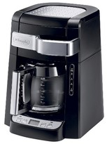 De'Longhi Delonghi 12 Cup Drip Coffee Maker - Black