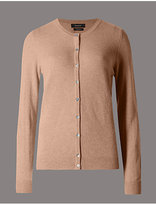 Autograph Pure Cashmere Button Through Cardigan
