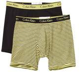 Calvin Klein Classic Fit Boxer Briefs - Pack of 2