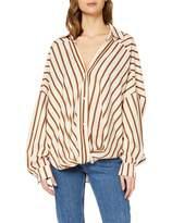 Silvian Heach Women's Blouse Kumogo Casual Shirt