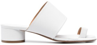 Maison Margiela Tabi toe slip-on sandals