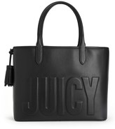 Juicy Couture Outlet - LAUREL LEATHER SHOPPER TOTE