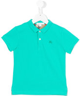 Burberry classic polo shirt - kids - Cotton - 4 yrs