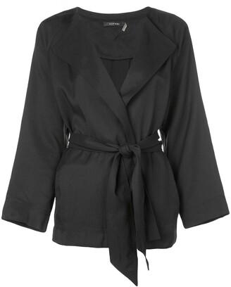 Natori Belted Jacket