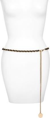 Halogen Chain Woven Belt