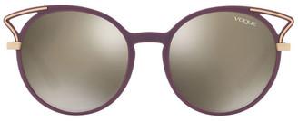 Vogue VO5136S 404174 Sunglasses Purple