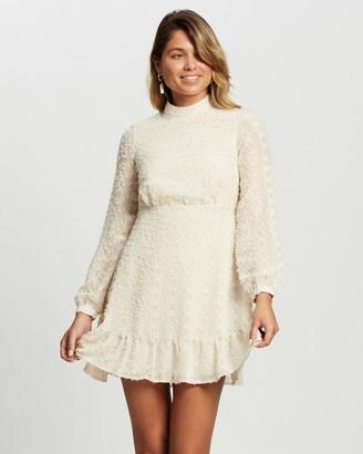 Vero Moda Lykke LS Short Dress
