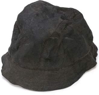 REINHARD PLANK Pesce hat