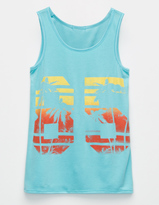 Full Tilt Tropical 85 Girls Tank
