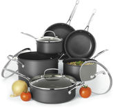 Cuisinart 10-pc. Hard-Anodized Cookware Set