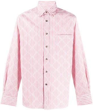 Missoni Geometric-Print Cotton Shirt