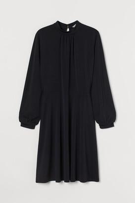 H&M Jersey Dress - Black
