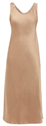 MAX MARA LEISURE Talete Dress - Brown