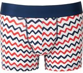Uniqlo Men's Supima(R) Cotton Low Rise Wave Boxer Briefs
