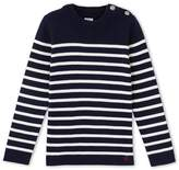 Petit Bateau Boys striped nautical jumper