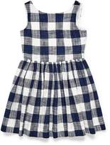 Jigsaw Girls Gingham Dress