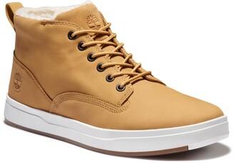 Timberland Davis Square Waterproof Chukka Sneaker