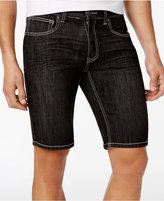 """INC International Concepts Men's 11"""" Straight-Fit Denim Shorts, Created for Macy's"""