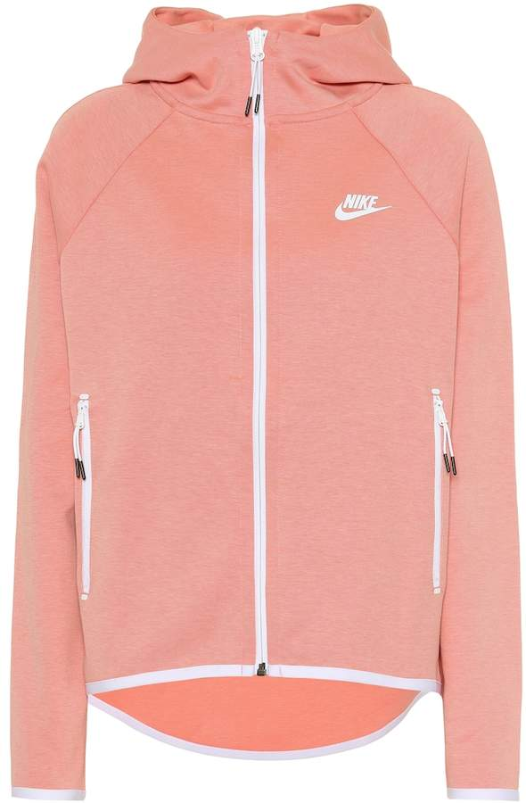 8a73a7cf96f9d Cotton blend track jacket
