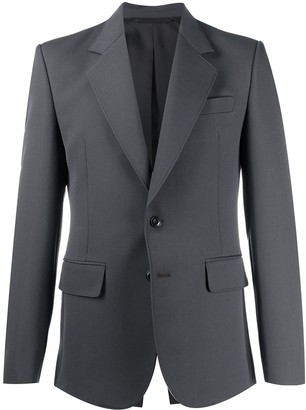 Lemaire Single-Breasted Tailored Blazer