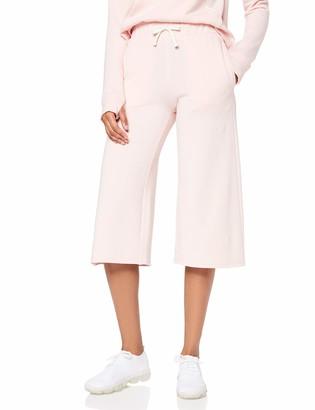 Amazon Brand - AURIQUE Women's Cropped Super Soft Sports Trousers