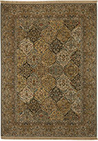 "Karastan Limited Edition Floral Granite Kirman 8'8"" x 12' Area Rug"