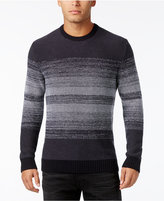 Alfani Men's Ombré Striped Sweater, Only at Macy's