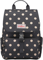 Cath Kidston Button Spot Buckle Backpack