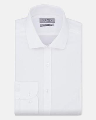 Le Château Cotton Sateen Tailored Fit Shirt