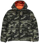 JOTT Hugo Camouflage Light Hood Jacket