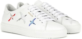 Axel Arigato Exclusive to Mytheresa Clean 90 Bird leather sneakers