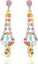 Tom Binns A Riot Of Color Earrings