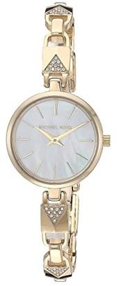 Michael Kors MK4439 - Jaryn Mercer (Gold) Watches
