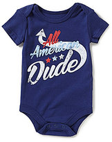 Baby Starters Baby Boys 3-12 Months All American Dude Americana Bodysuit